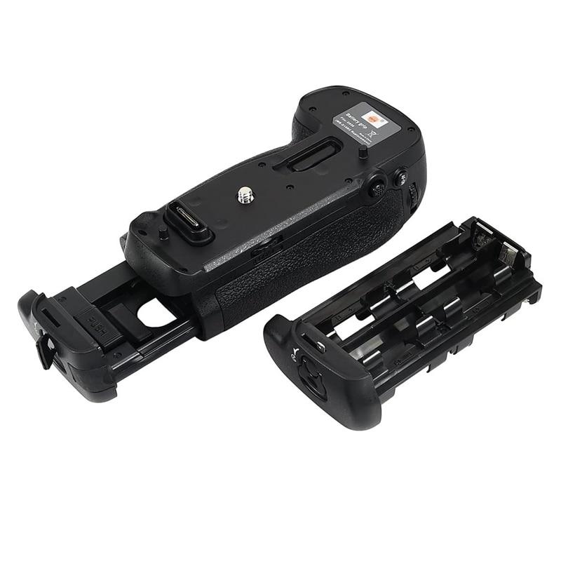 MB-D18 câmera digital nikon d850 compatível com aperto de bateria vertical