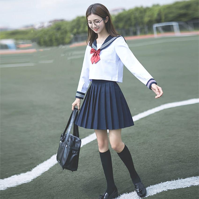 Navy Sailor Moon School Uniform