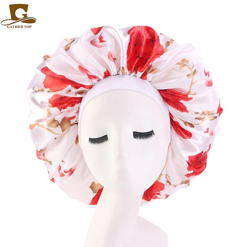 Turbante Quimio Mulheres Ampla Faixa Elástica Cor