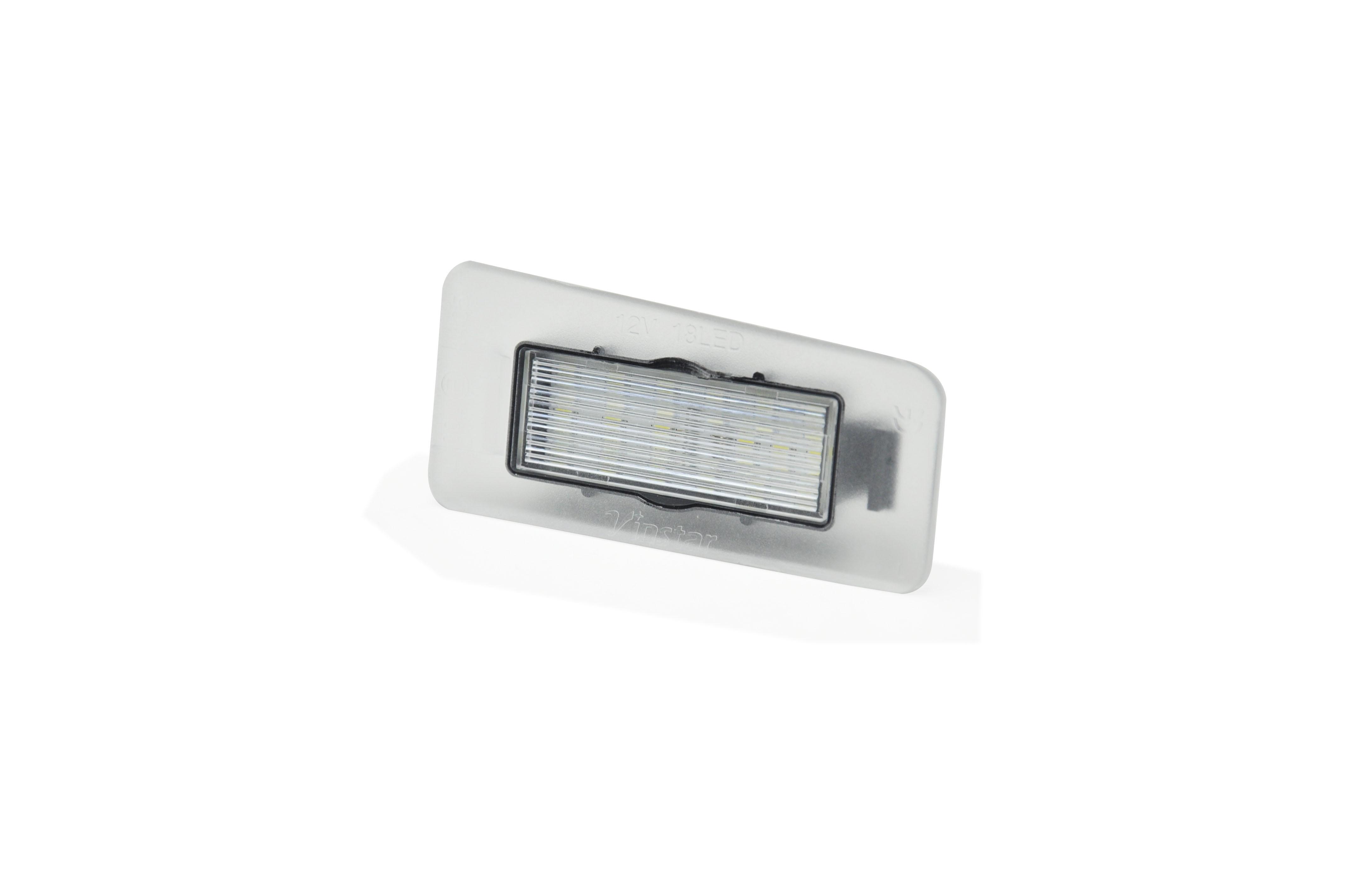 License Plate Lights For Hyundai Avante Elantra Kia Cerato Forte Tail LEDs Lamps