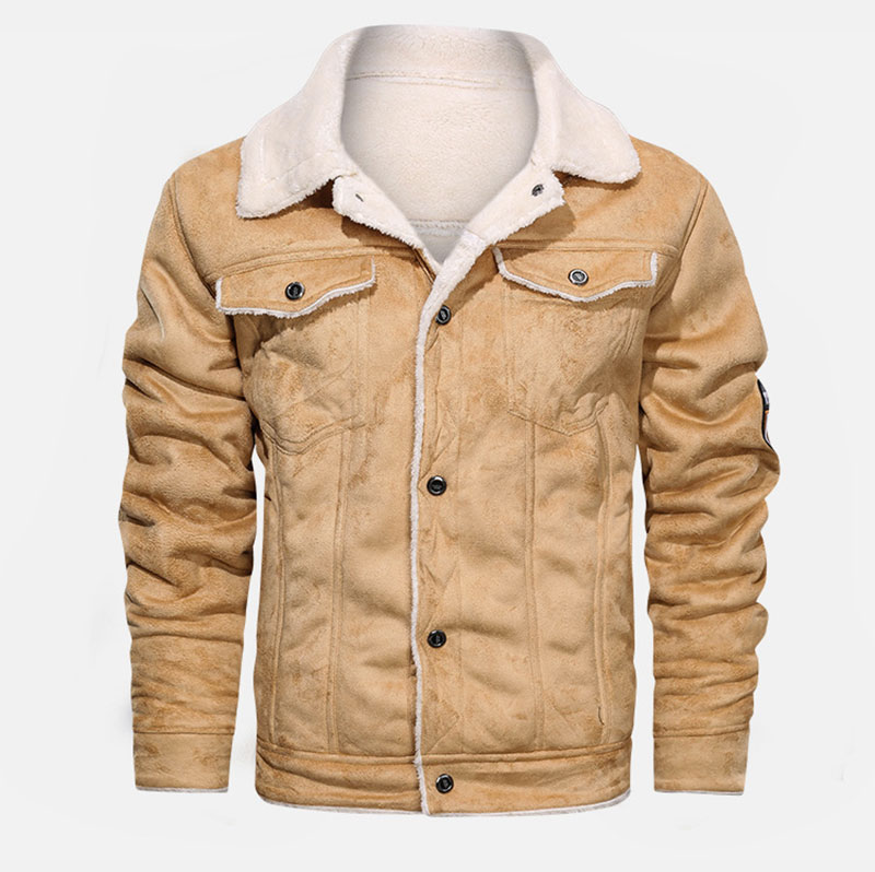 H5c8fa67290754a95936e4ada45f346d32 2020 New Autumn And Winter Lapel Large Men's Jacket Casual Fashion Motorcycle Loose Leather jackets