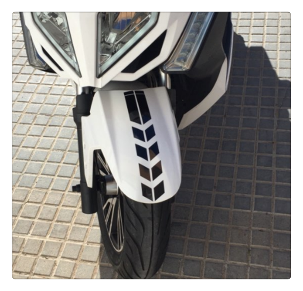 Fashion new car decal motorcycle personality <font><b>sticker</b></font> shape universal for <font><b>YAMAHA</b></font> YZ250FX YZ450FX WR250 450 WR250F <font><b>WR450F</b></font> image