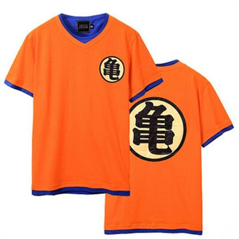 Europe-Japan-Dragon-Ball-T-Shirt-Men-women-Unisex-Summer-China-Dragon-Ball-Cartoon-Cosplay-3D