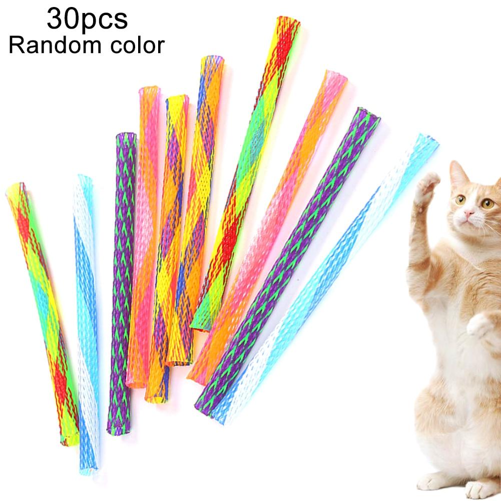 30 шт., Весенняя игрушка для кошек