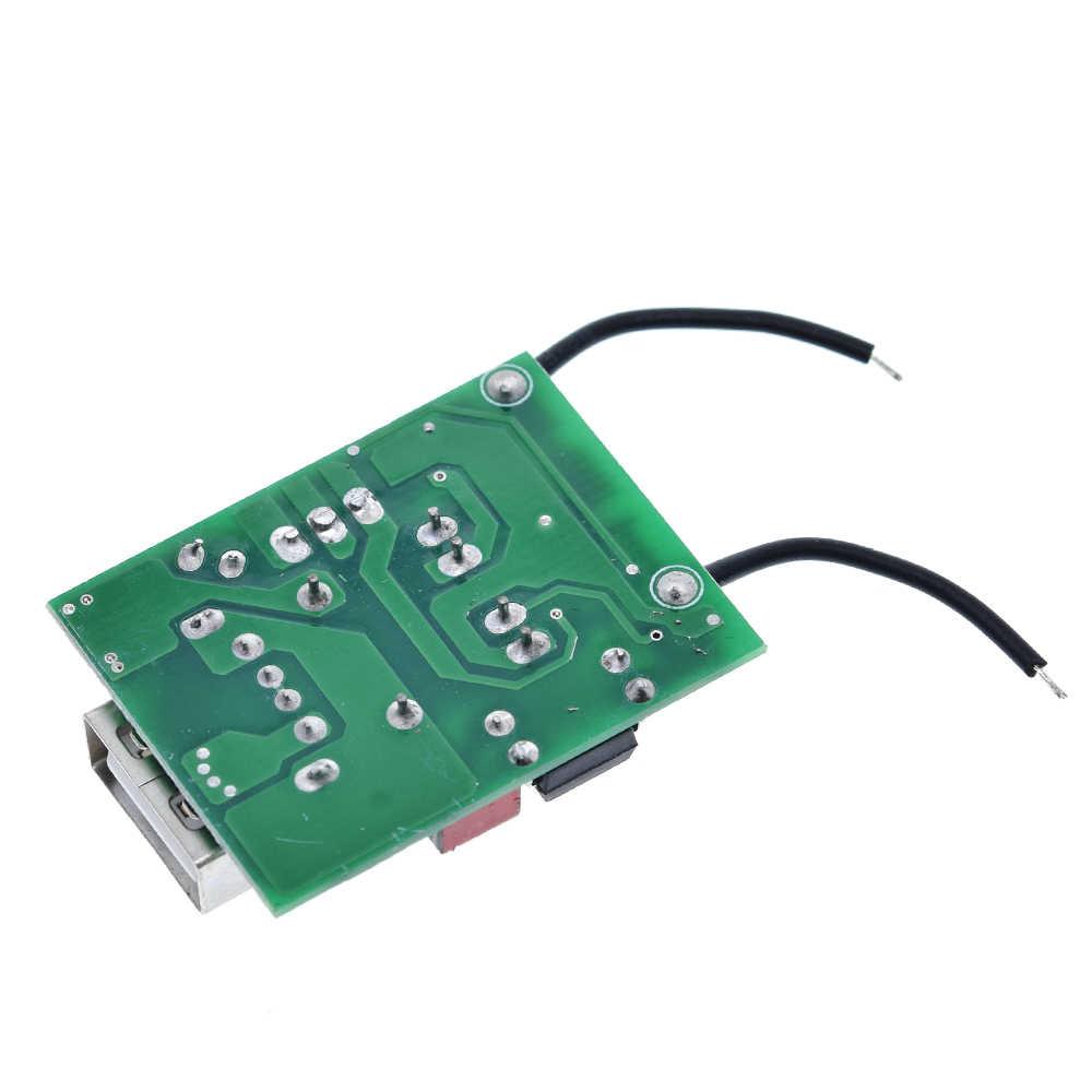 USB DC понижающий изолированный модуль Питание понижающий преобразователь стабилизатор 12V 24V 36V 48V 72V 5V 1A