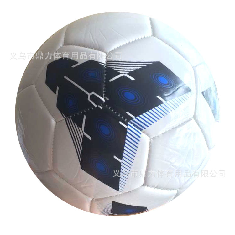 [New Products Hot Selling] 2018 New Style Size 5 Football Sports Only Football High Quality Machine-sewing Soccer