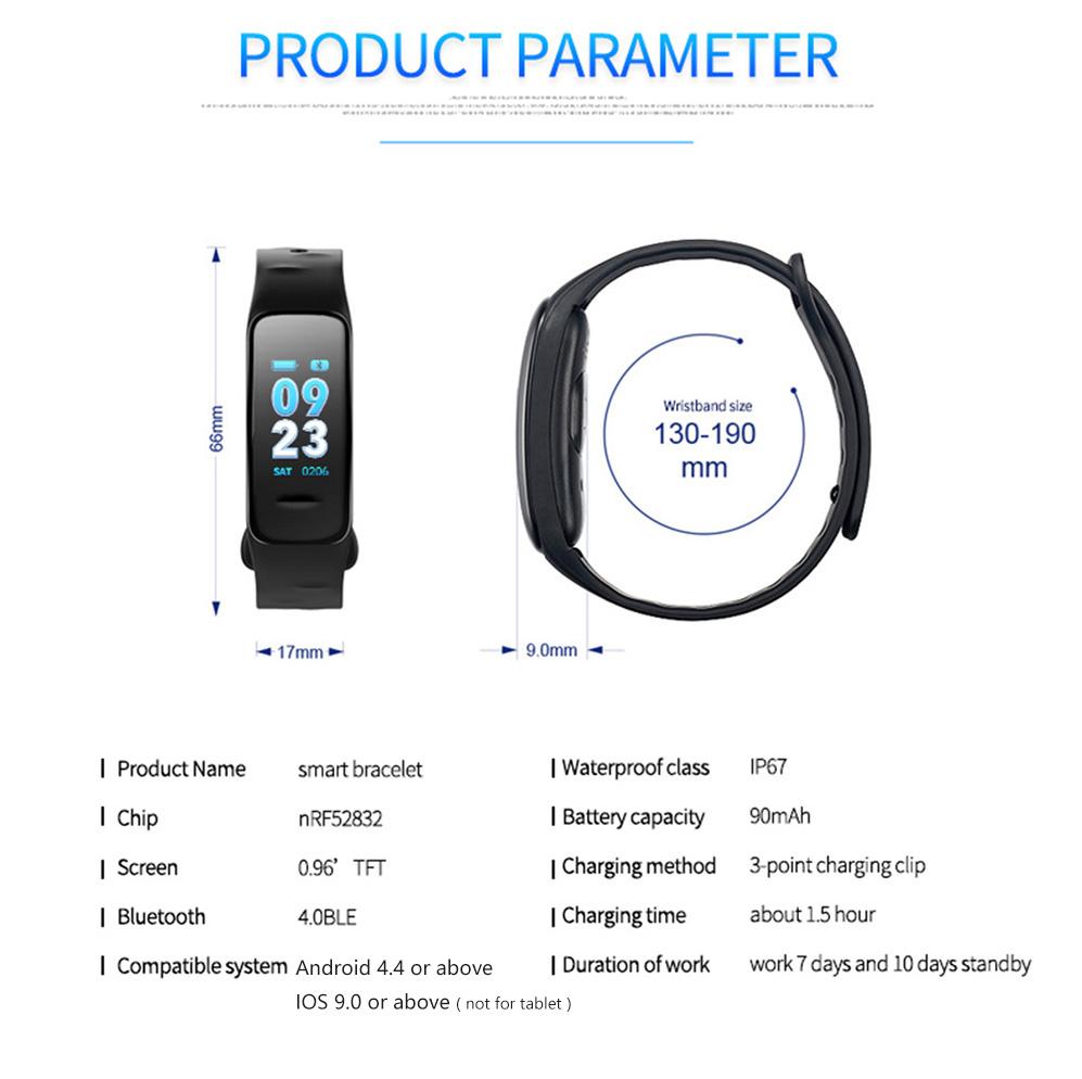 P2 Smart bracelet 016