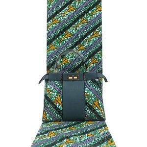 Комплект сумок из восковой ткани в африканском стиле, 3 шт./компл., сумка из восковой ткани в африканском стиле, 6 ярдов