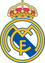 MC Voetbal Voetbal Club Real Madrid Voor Auto/Bumper/Raam Decal Sticker Decals DIY Decor CT4222(China)