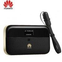 Новинка huawei e5885 роутер 4g rj45 cat6 300 Мбит/с 4g Wi-Fi точка доступа Карманный Wi-Fi sim-карта Ethernet 6400 мАч E5885Ls-93a мобильный wifi PRO