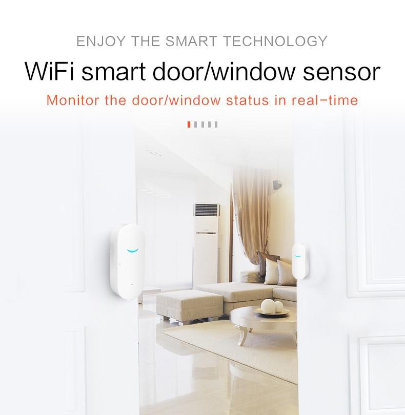 wifi tuya door sensor - 1