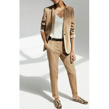 CUSTOM MADE 2 piece set womens business suits female office