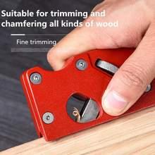 Carpintaria borda canto achatamento ferramenta 121220 carpintaria avião novo carpintaria borda canto diy ferramenta de mão