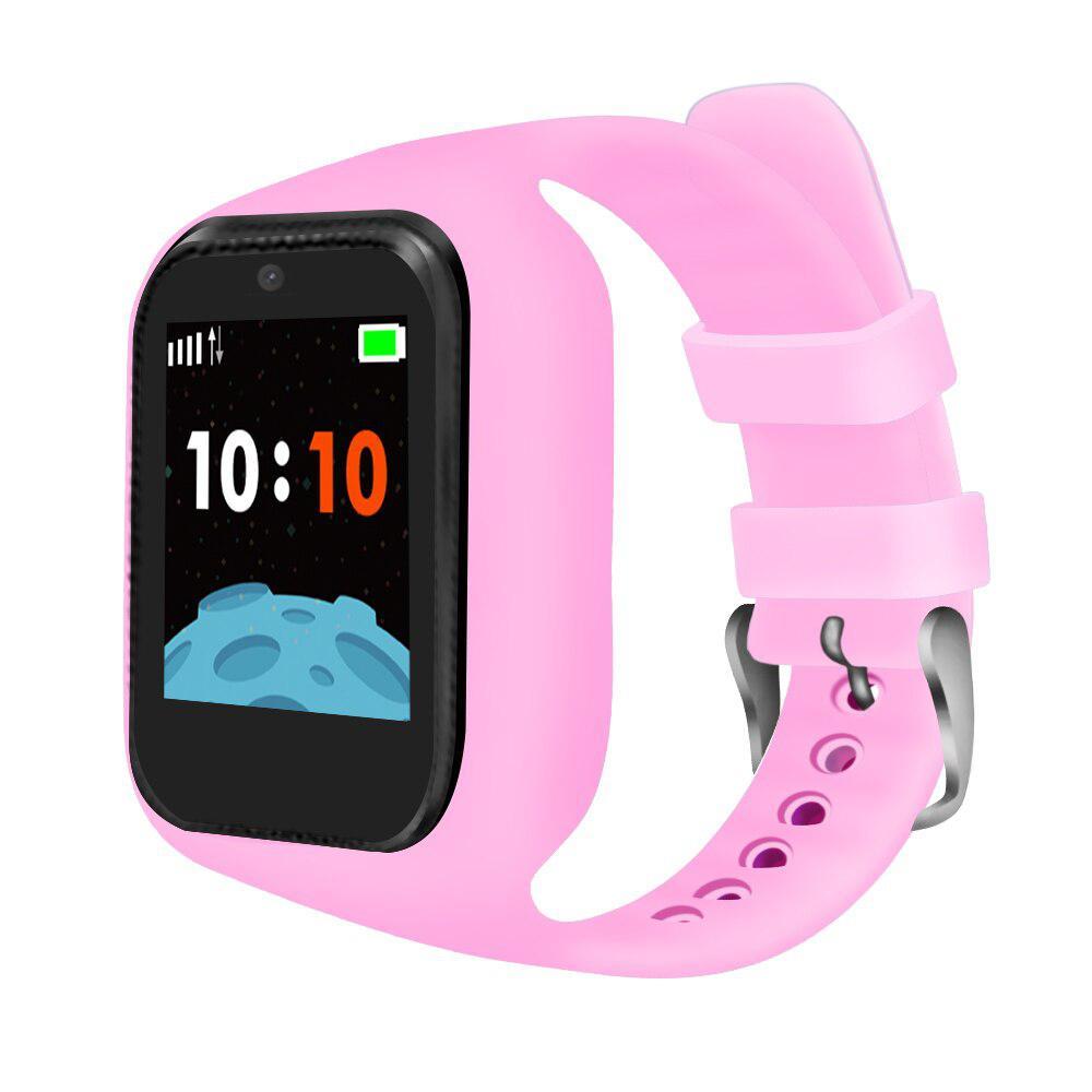 Montre intelligente enfants IP67 étanche GPS Tracker téléphone montre podomètre SOS antil-perdu Smartwatch pour iPhone Android Smartphone