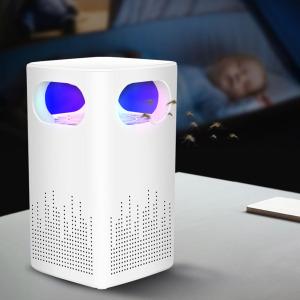 USB Electric Photocatalytic Led Anti Mosquito Killer Lamp Bug Zapper Mosquito Repellent Insect Killer Flies Trap Lamp for Home