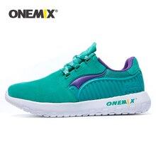 ONEMIX Mens Lightweight Running Shoes Ourdoors Fur Vamp Jogging Shoes