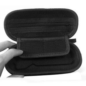 Image 3 - Osmo Tasche Lagerung Tasche Tragbare Fall PU Wasserdichte Stoßdämpfer Tasche Filter Ersatzteile Box Für DJI Osmo Tasche Kamera