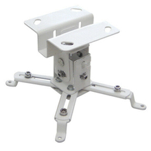 Practical Mini Stand Ceiling Bracket Extendable Tilt Holder Projector Mount Professional Flexible Universal Accessories Wall original xgimi h1 projector wall ceiling mount xgimi h2 bracket and stand adapter by salange