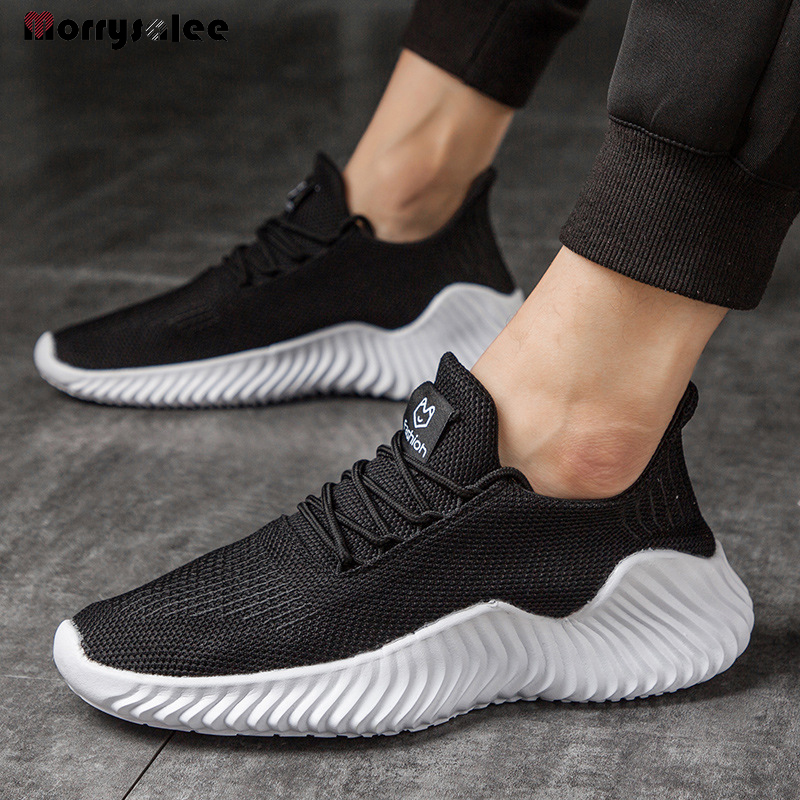 Hot Style Shoes Men High Quality Sneakers Male Breathable Casual Male Footwear Light Big Size Fashion Shoes