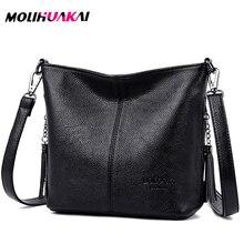 Женские кожаные сумки, женские роскошные сумки на плечо, Женская сумочка, женская сумка мессенджер, модные сумки через плечо для женщин, Bolsas Sac
