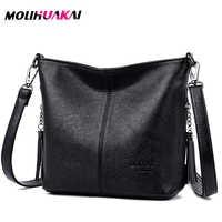 Sacos de couro das senhoras bolsas de ombro de luxo bolsa feminina mensageiro saco de moda crossbody sacos para as bolsas femininas sac
