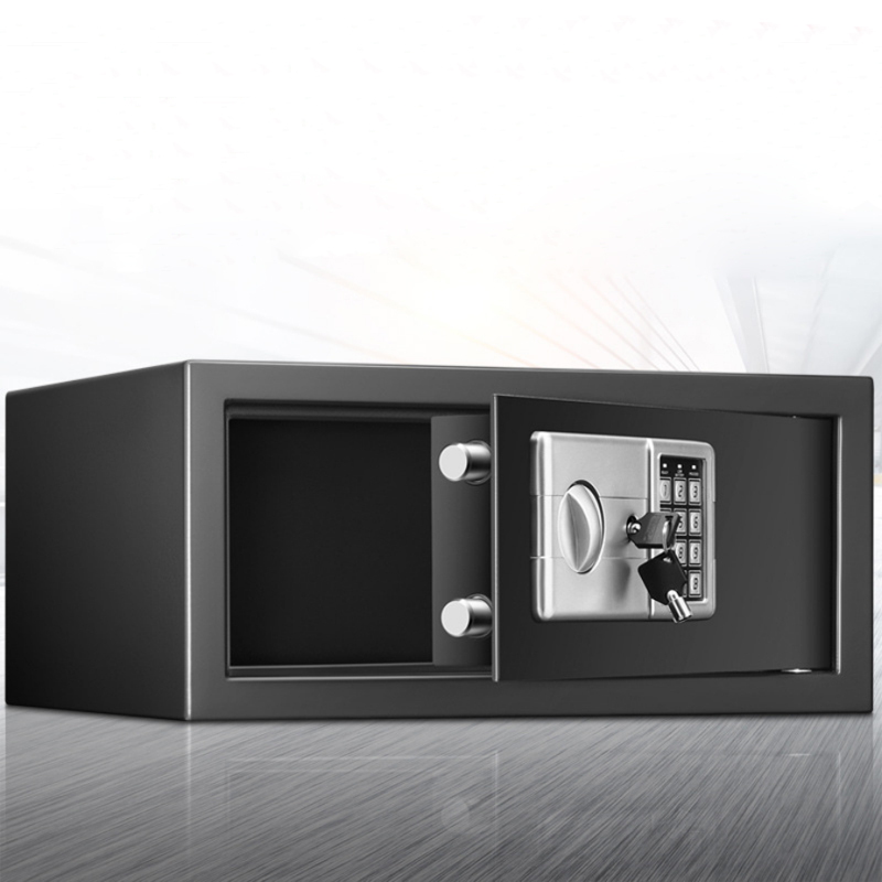 Safety Box Anti-theft Electronic Storage Bank Security Money Jewelry Storage Collection Home Office Security Storage Box DHZ0056