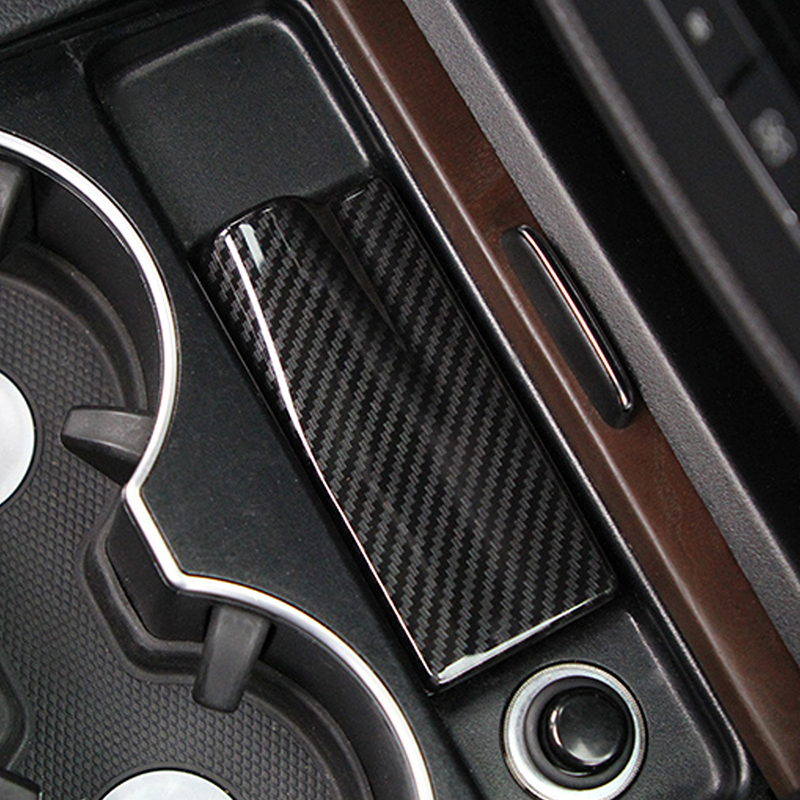 Gelinsi Per Mercedes Benz GLE ML GL GLS Auto Car Styling Supporto di Tazza Posacenere Copertura Della Pagina Trim Sticker Interni Accessori - 4