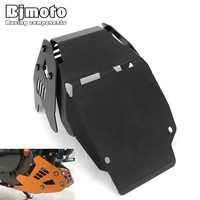 BJMOTO Motorcycle Engine Protective Cover For KTM Duke 390 2017 2018 2019 2020 Engine Guard Glide Skid Plate Protector Duke390