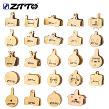 ZTTO 4Pairs MTB Full Metal Brake Pads For MT200 M8000 M785 G03TI G04TI DB1 Level Guide Code DB1 BB5 BB7 CR MT2 MT4 R1 Disc Brake