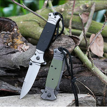 Складной нож fa38 3cr13mov мультитул с лезвием из g10 карманный