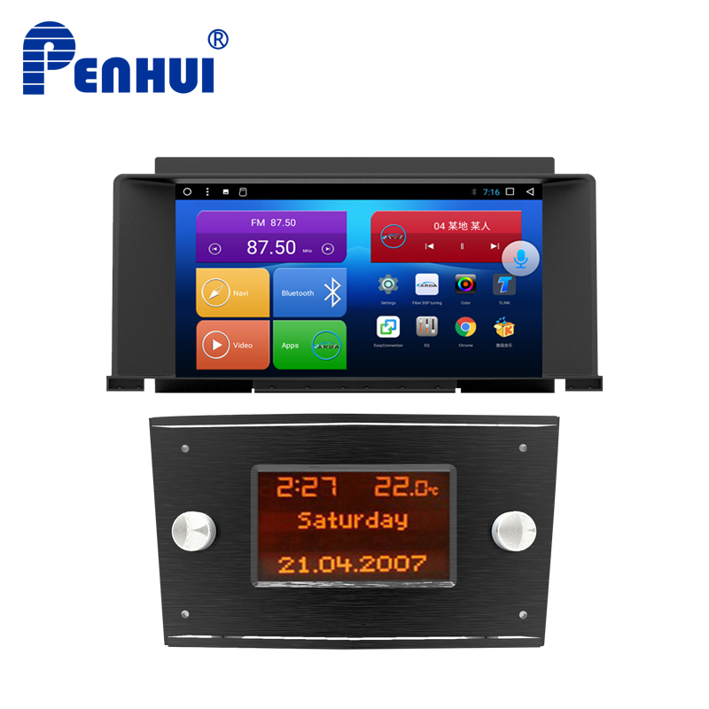 Penhui Android Car DVD For Opel Astra H ( 2004-2011) Car Radio Multimedia Video Player Navigation GPS Android 10.0 Double DIn