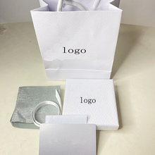 Super luxury jewelry packaging gift box tote bag ribbon flannel bag
