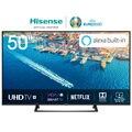 Hisense H50B7300 50 Smart TV 4K Ultra HD D-LED télévision HDR 10+ Alexa intégré Youtube Netflix Noir