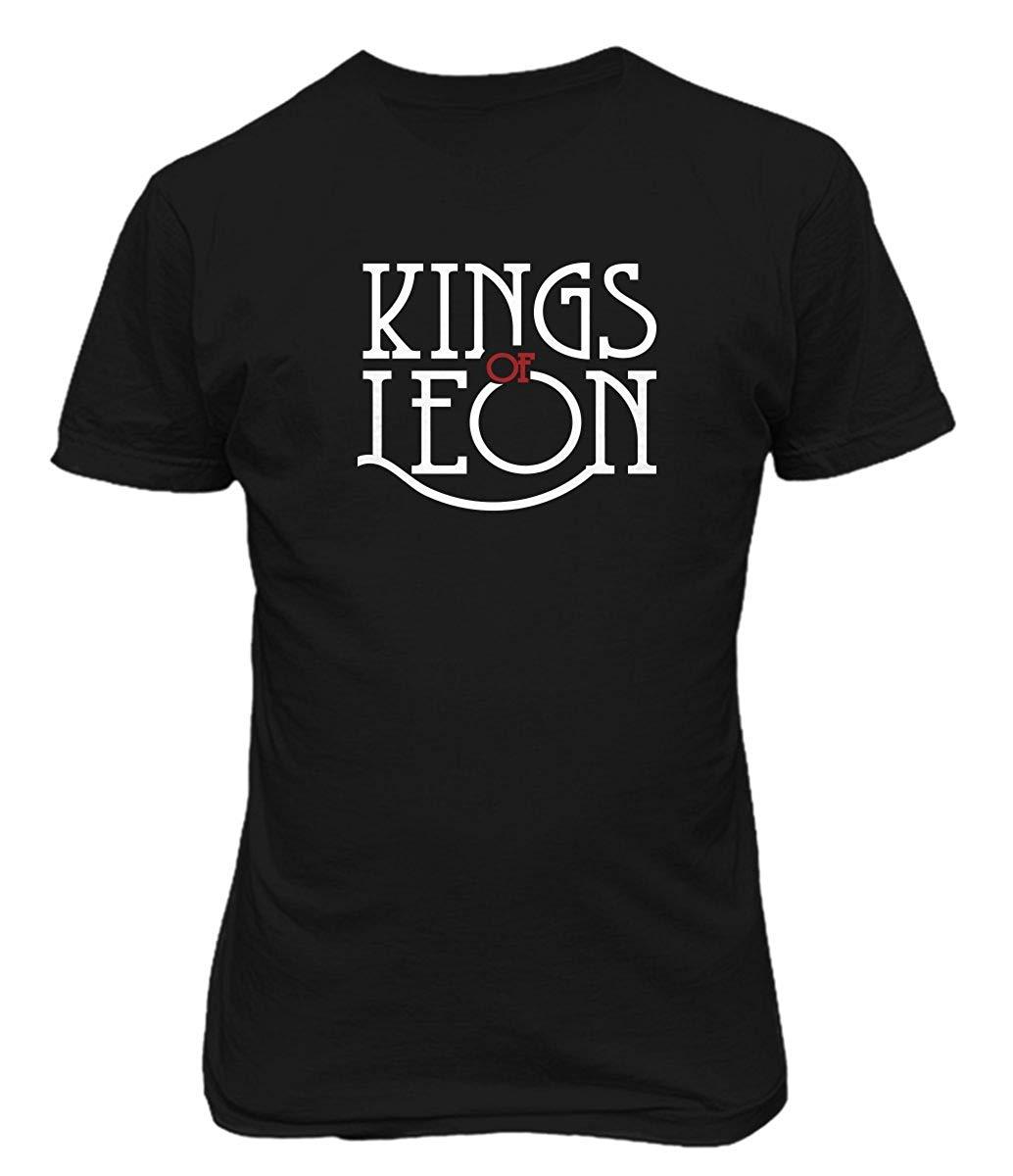 Kings of Leon рок группа футболка музыка 109 мужские футболки 2019 Мода