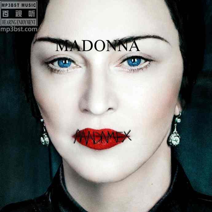 Madonna麦当娜_-_《Madame_X》2019(Deluxe)[Hi-Res_24bit_88.2kHz_FLAC]