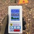 Nuclear Radiation Detector Display Screen Radiation dosimeter Counter Personal Dosimeter Marble Detectors Beta G-M tube Tester
