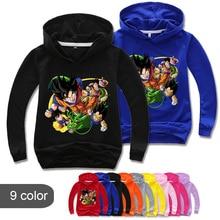 T-Shirt Girls Hoodies Dragon Long-Sleeve Children Baby Kid Boy Outwear