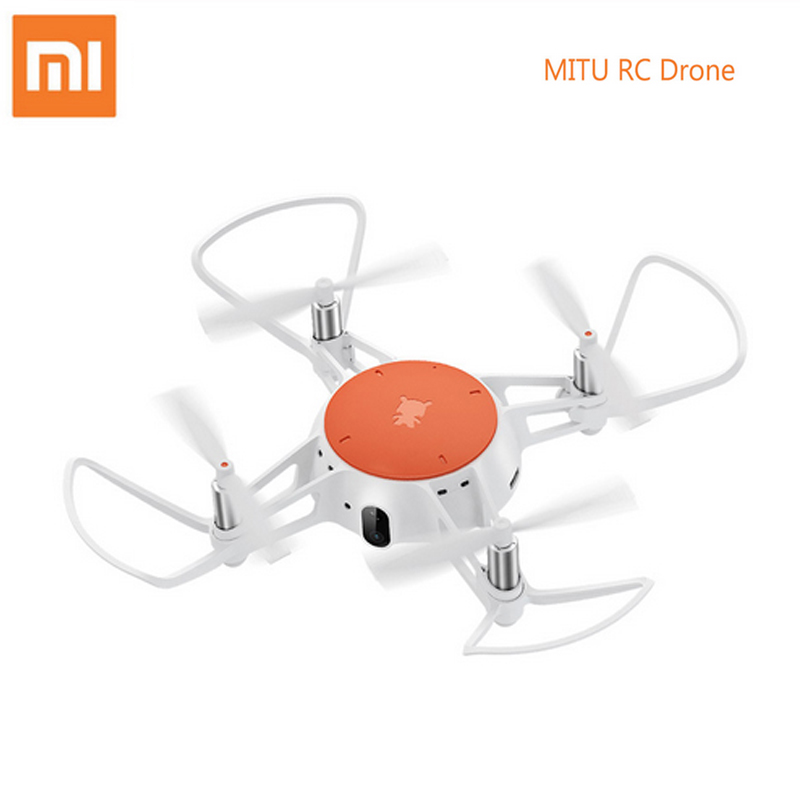 Original Xiaomi MITU WIFI FPV 360 Tumbling RC Drone With 720P HD Camera Remote Control Mini Smart Aircraft Wifi FPV Camera Drone