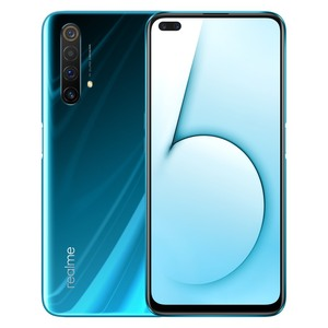 Image 5 - Realme X50 5G MobilePhone 6.57 inch Snapdragon 765G Octa Core NFC 64MP Camera 4200mAh 30W VOOC Flash Charge 4.0 Smartphone