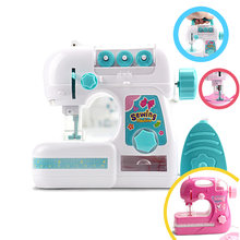 Мини мебель игрушка для детей имитация швейной машины ролевые