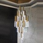 Modern led chandelie...