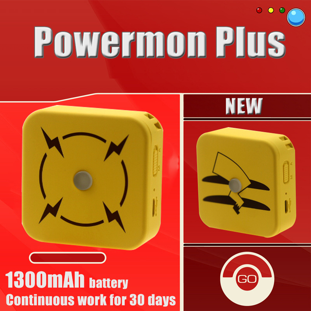 2020 Mới Powermon Tự Động Bắt Ngoài Powermon Tự Động Thông Minh Chụp Ảnh Cho IPhone6/7/7 Plus / IOS12 Android 8.0