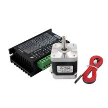 17HS8401 Nema 17 Stepper Motor 42 Motor 1.3A with TB6600 Stepper Motor Driver NEMA17 23 CNC Laser and 3D Printer(China)