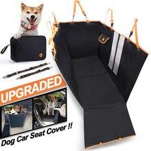 Съемный водонепроницаемый коврик для собак заднее сиденье пикника