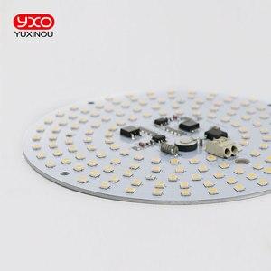 Image 5 - Driverless Ac 220V Led Grow Light High Tech Led Board LM301H Volledige Spectrum 100W Samsung 3000K,660nm Dieprode Voor Veg/Bloom