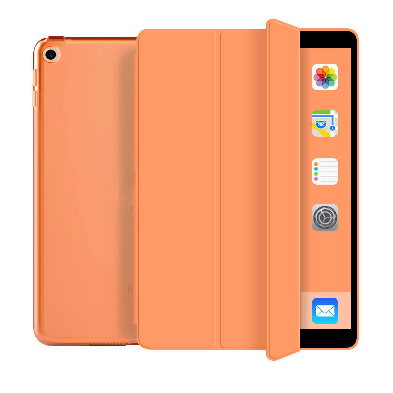 Orange Blue For iPad 10 2 inch 8th 2020 model A2270 Tablet Case for iPad 10 2 inch