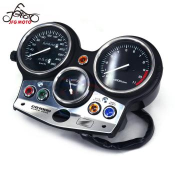 Motorcycle 260 Turn Tachometer Odometer Speedometer Gauges For HONDA CB1000 CB 1000 1994 1995 1996 1997 1998 94 95 96 97 98 image