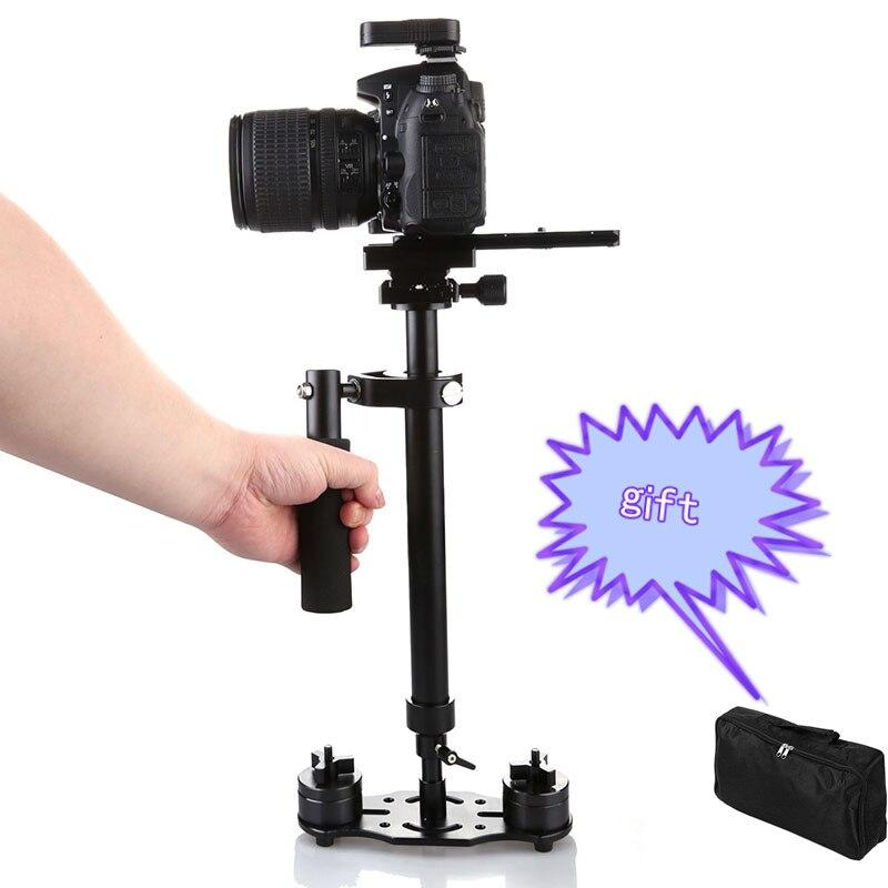 New S60 Steadycam 60cm Aluminum Handheld Camera Stabilizer Steadicam DSLR Video Camera Photography