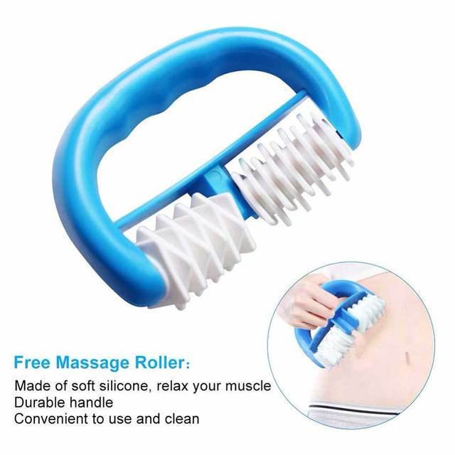 5pcs Silicone Anti Cellulite Cup Vacuum Cupping Ventosa Massage Cups Body Pain Relief Massage Roller Manual Suction Cups Therapy 3