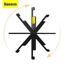Baseus Portable Phone Holder For iPhone 11 Samsung S20 Universal Cellphone Desktop Stand Adjustable Mobile Holder Support Tablet